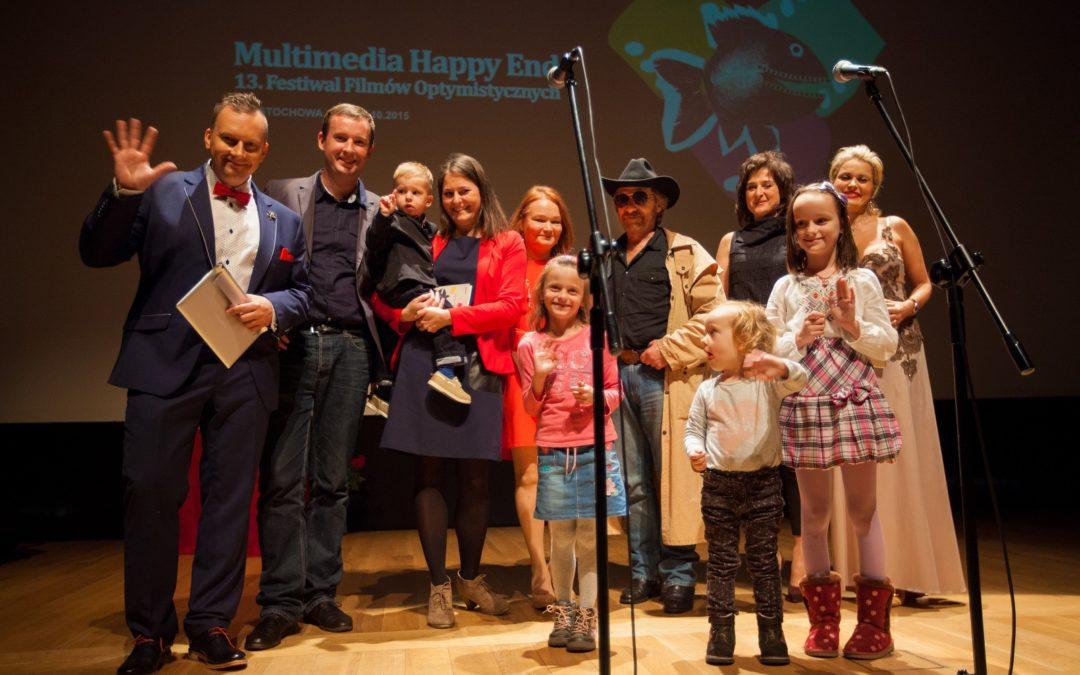13.Multimedia Happy End Festiwal Filmów Optymistycznych 2015